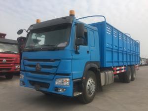 China 20 Ton Ten Wheeler Cargo Truck , Heavy Duty Commercial Vehicles ZZ1257M4641W on sale