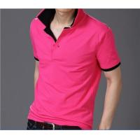 China 2014 Cotton Sport Top, Quality Man's Clothing,Short Sleeve Mens Tops POLO Men Shirt, fashion mens polo t-shirts on sale