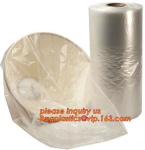 China Die Cut Handle Bags Door Knob Bags Drum Liners Ice Bags Fish Bags Furniture Bags Garment Bags Gusseted Bags Mattress Bag on sale