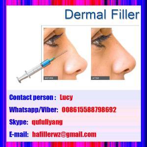 China Best price Hyaluronic acid filler 10ml Derm deep Ultra Deep Dermal filler Factory outlets guarantee safety on sale