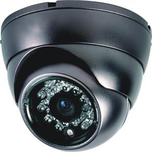 China Stable performance Electronic Focus PAL 50Hz 470TVL 1/3 SONY Color CCD Dome Camera, Precision machining cameras on sale