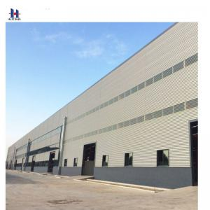China Q345 factory  price  light structural steel beam construction design steel warehouse structure on sale