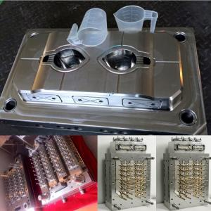 China Customized Pet Preform Mould , Durable Plastic Injection Mold Maker on sale