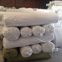 China 100% cotton fabric/bleached cotton fabric/hotel cotton fabric manufacturer on sale
