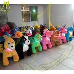 Hansel Best selling shopping mall animal scooters in mall battery kids cars adult ride on toys