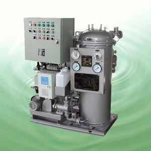 China New Marine 15ppm  horizontal mounting  style bilge water separator , oily water purifier on sale