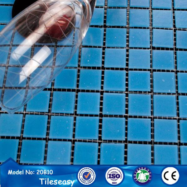 Foshan factory prices for glass mosaic swimming pool tiles ...