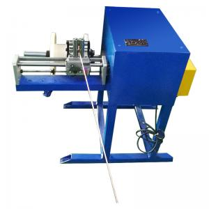 China Rope Reeling Wire Transformer Winding Equipment Automatic Reversing on sale