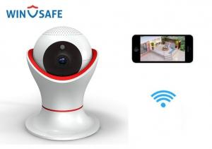 China Full HD Wireless Security Camera Two Way Audio High Resolution 1080P WiFi IP Camera support alarm on sale