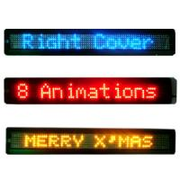 P7.62 LED Message Sign Display with remote control F780R Red Blue Green White Green color