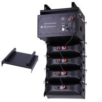 China powered mini line array active indoor high end speaker on sale