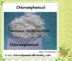 Chloramphenicol Antibiotics Alkaloid Pharmaceutical Raw Materials Chloramphenicol 99% 56-75-7