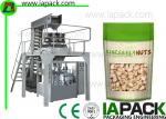 Laminated Film Premade Pouch Filling Sealing Machine With Zipper