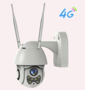 China Waterproof IP66 1080P Smart PTZ 4G Camera P2P Wifi Wireless IP Camera Outdoor CCTV 3.0MP PTZ Camera on sale