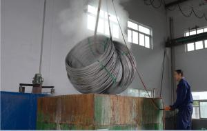 China Medical Machinery Cold Rolled Steel Wire Cold Heading Stainless Steel Wire on sale