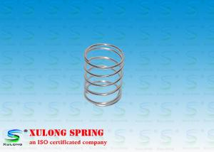 China Custom Metric Galvanized Small Compression Spring , Metal Coil Spring Wire on sale
