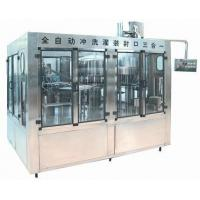 High Efficiency Pure Water Filling Machine For Plastic Bottle 1.5KW - 4.5KW Power