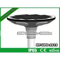 Hitechled 30W  UFO all-in-one Integrated Solar Garden Light    HT-UFO-2515 Lampe solaire de jardin