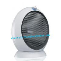 China Indoor Mini PTC Fan Heater Electric Fireplace Heater 1500W 20-30m2 on sale
