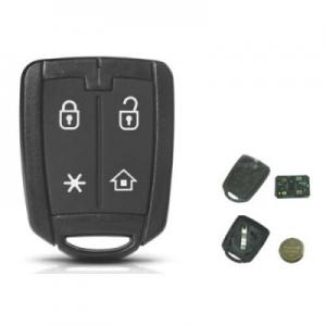 China Brazil Old Positron Remote Control Car Alarm System 433.92Mhz on sale