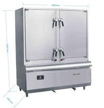 China Removable Durable Seafood Steaming Cabinet Stainless Steel Kitchen Equipment on sale