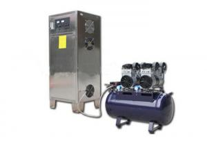China 110V 220V 380V Ion Exchange Equipment , Pure Water Treatment Equipment For Medical on sale