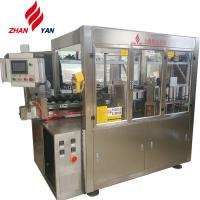 Easy Operate Hot Melt Glue Labeling Machine For PET Mineral Water Bottle