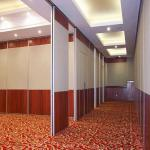 Aluminum Frame Movable Partition Walls For Multi - Purpose Hall and Conference Room
