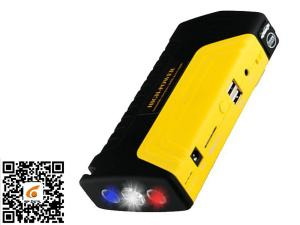 China Usb Emergency Car Jump Starter 19v Petrol With ABS + PC / Double USV on sale