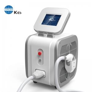 China Powerful 808 Laser Hair Removal Device / Tri Wavelength 808nm Hair Removal Machine on sale