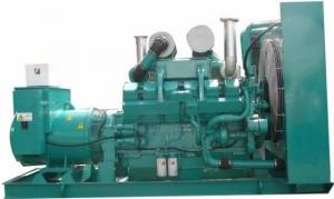 China 80kva generator with cumming engine 6bt5.9-g2 and 8 hours based fuel tank on sale