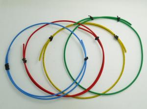 China o Teflon ul332 de alta qualidade isolou o fio bonde do condutor de cobre, fio bonde on sale