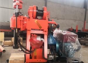 China Small Water Well Drilling Rig / XY-1A Portable Rock Drilling Machines on sale
