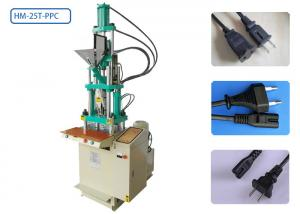 China Small Cable Molding Machine 4 Columns 25 Ton For Household Appliance on sale