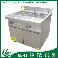 China N.W 110KG deep fryer machine induction deep fryer with 8kw on sale