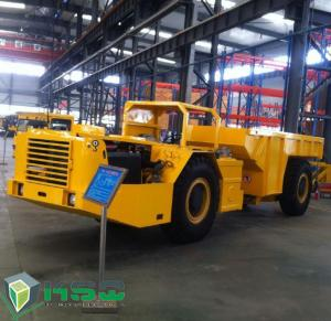China Underground Low Profile Dump Truck Reliability Articulated Dump Truck on sale