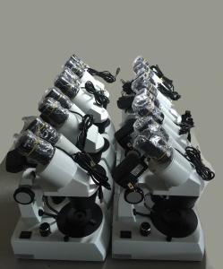 China 56mm Gemology Microscope Gemological Microscopes With F19 Binocular Lens on sale