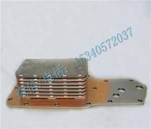 China Apply to Cummins Dongfeng Diesel Generator 3635074 CORE, OIL COOLER affordable on sale