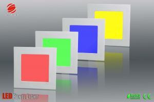 China RGB LED Panel Light 200*200mm (SS-PSF24FE2020) on sale