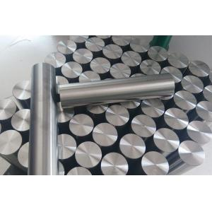 China Factory supply high quality and low price ASTM B348 Grade 5 6AL-4V Titanium Solid Round Bar manufacturer baoji on sale