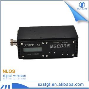 China backpack video transmission wireless signal sender and receiver on sale