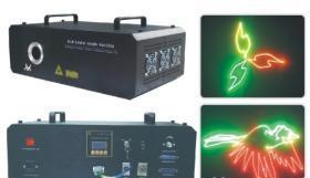 China 1W/1.5W/2W/3W/4W/5W/7W/10W RGB multi Color Cartoon Laser disco Light on sale
