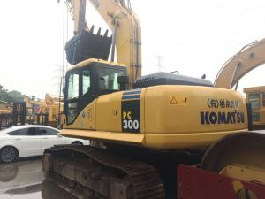 China New arrival second hand Komatsu 30 ton & 1.4m3 crawler hydraulic  PC300-7 excavator on sale