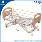 Electric 5 Function Adjustable Medical Beds / Health Care Bed For Hospital