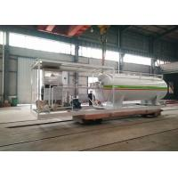China Large LPG Gas Storage Tank Gas Cylinder Filling Station 10CBM 5 Tons on sale