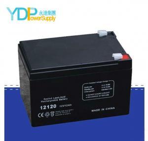 China UPS battery yonder battery brand 12v12ah SMF 12V10AH sealed lead acid battery 12V14AH on sale