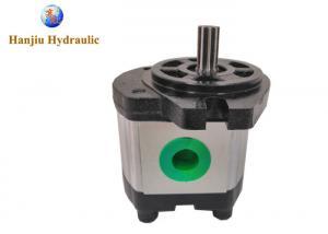 China High pressure SAE A 9 tooth spline shaft hydraulic gear pump honor 2G series gear pump group2 on sale