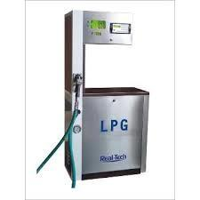 China LPG Dispenser Manufacturer and supplier 1 flowmeter-1 nozzle-2 display-1keyboard on sale