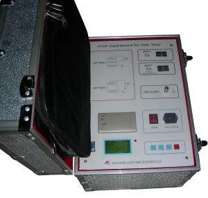 China Dielectric Loss Power Tangent Delta Tester Manufacture on sale