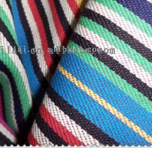 China Yarn dyed cotton fabric manufacture fabric for manswear on sale